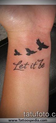 Фото Тату со значением свобода – 01062017 – пример – 045 Freedom tattoo