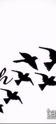 Фото Тату со значением свобода – 01062017 – пример – 059 Freedom tattoo