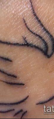 Фото Тату со значением свобода – 01062017 – пример – 076 Freedom tattoo