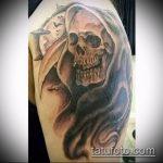 Фото готической татуировки - 30052017 - пример - 002 Gothic tattoo