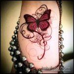 Фото готической татуировки - 30052017 - пример - 006 Gothic tattoo