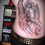 Фото готической татуировки - 30052017 - пример - 007 Gothic tattoo