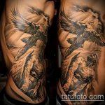 Фото готической татуировки - 30052017 - пример - 008 Gothic tattoo