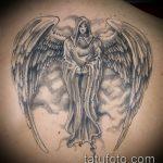 Фото готической татуировки - 30052017 - пример - 010 Gothic tattoo