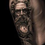 Фото готической татуировки - 30052017 - пример - 026 Gothic tattoo