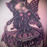 Фото готической татуировки - 30052017 - пример - 036 Gothic tattoo