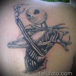 Фото готической татуировки - 30052017 - пример - 047 Gothic tattoo