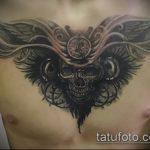 Фото готической татуировки - 30052017 - пример - 058 Gothic tattoo