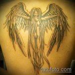 Фото готической татуировки - 30052017 - пример - 088 Gothic tattoo