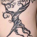 Фото готической татуировки - 30052017 - пример - 109 Gothic tattoo