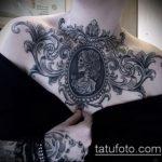 Фото готической татуировки - 30052017 - пример - 133 Gothic tattoo