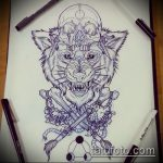 Фото как рисуют тату эскизы - 27062017 - пример - 003 How to draw Tattoo_tatufoto.com