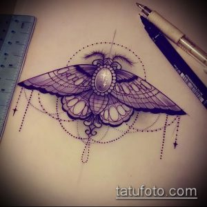 Фото как рисуют тату эскизы - 27062017 - пример - 005 How to draw Tattoo_tatufoto.com
