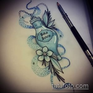 Фото как рисуют тату эскизы - 27062017 - пример - 007 How to draw Tattoo_tatufoto.com