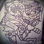 Фото как рисуют тату эскизы - 27062017 - пример - 008 How to draw Tattoo_tatufoto.com