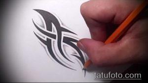 Фото как рисуют тату эскизы - 27062017 - пример - 010 How to draw Tattoo_tatufoto.com