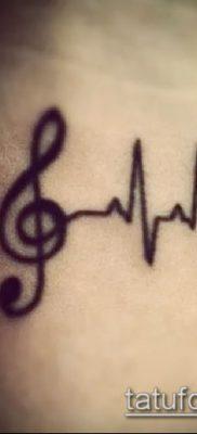 Фото музыкальных тату – 19062017 – пример – 012 Musical Tattoos – tatufoto.com