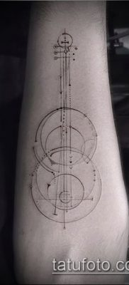 Фото музыкальных тату – 19062017 – пример – 021 Musical Tattoos – tatufoto.com