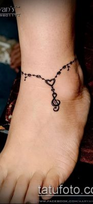 Фото музыкальных тату – 19062017 – пример – 027 Musical Tattoos – tatufoto.com