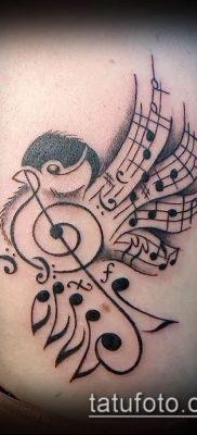 Фото музыкальных тату – 19062017 – пример – 042 Musical Tattoos – tatufoto.com