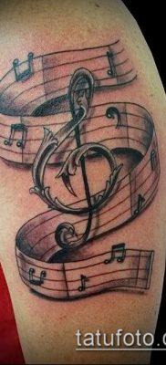 Фото музыкальных тату – 19062017 – пример – 050 Musical Tattoos – tatufoto.com