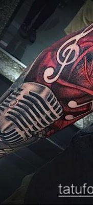 Фото музыкальных тату – 19062017 – пример – 058 Musical Tattoos – tatufoto.com