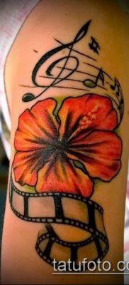 Фото музыкальных тату – 19062017 – пример – 114 Musical Tattoos – tatufoto.com