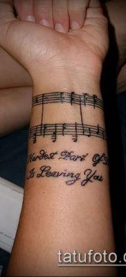 Фото музыкальных тату – 19062017 – пример – 121 Musical Tattoos – tatufoto.com 124222