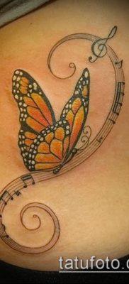 Фото музыкальных тату – 19062017 – пример – 139 Musical Tattoos – tatufoto.com