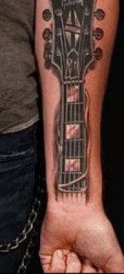 Фото музыкальных тату – 19062017 – пример – 144 Musical Tattoos – tatufoto.com