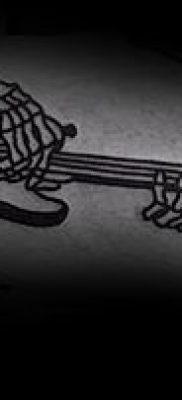 Фото музыкальных тату – 19062017 – пример – 145 Musical Tattoos – tatufoto.com