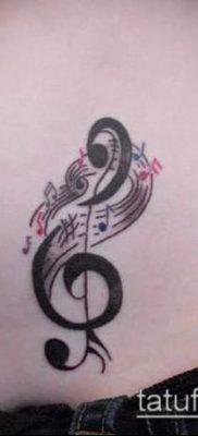 Фото музыкальных тату – 19062017 – пример – 147 Musical Tattoos – tatufoto.com
