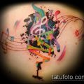 Фото музыкальных тату - 19062017 - пример - 149 Musical Tattoos - tatufoto.com