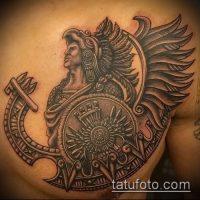 Значение тату ацтеков