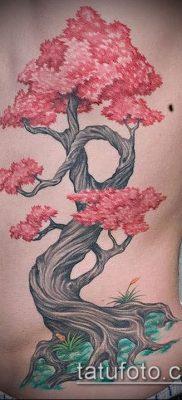 Фото тату бонсай – 19062017 – пример – 001 Bonsai tattoo – tatufoto.com
