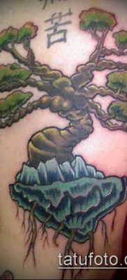 Фото тату бонсай – 19062017 – пример – 019 Bonsai tattoo – tatufoto.com