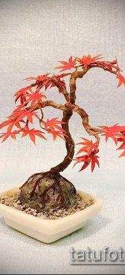 Фото тату бонсай – 19062017 – пример – 028 Bonsai tattoo – tatufoto.com