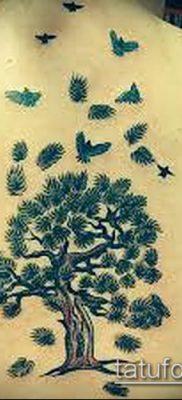 Фото тату бонсай – 19062017 – пример – 066 Bonsai tattoo – tatufoto.com