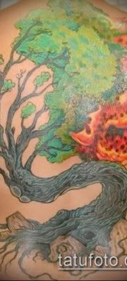 Фото тату бонсай – 19062017 – пример – 070 Bonsai tattoo – tatufoto.com