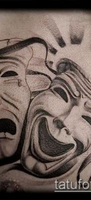 Фото тату в стиле Чикано – 05062017 – пример – 020 Tattoo in the style of Chicano