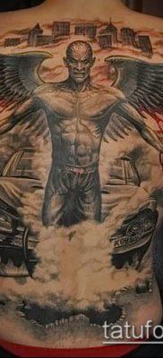 Фото тату в стиле Чикано – 05062017 – пример – 035 Tattoo in the style of Chicano