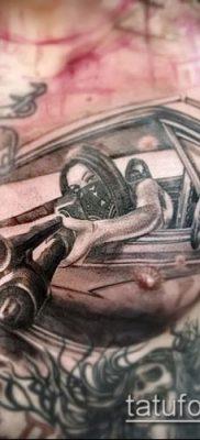 Фото тату в стиле Чикано – 05062017 – пример – 040 Tattoo in the style of Chicano