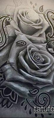 Фото тату в стиле Чикано – 05062017 – пример – 046 Tattoo in the style of Chicano