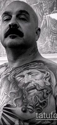 Фото тату в стиле Чикано – 05062017 – пример – 049 Tattoo in the style of Chicano