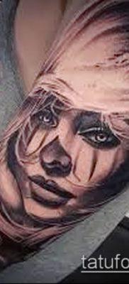 Фото тату в стиле Чикано – 05062017 – пример – 059 Tattoo in the style of Chicano