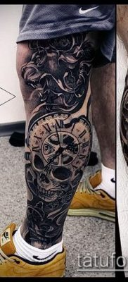 Фото тату в стиле Чикано – 05062017 – пример – 117 Tattoo in the style of Chicano