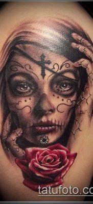 Фото тату в стиле Чикано – 05062017 – пример – 120 Tattoo in the style of Chicano