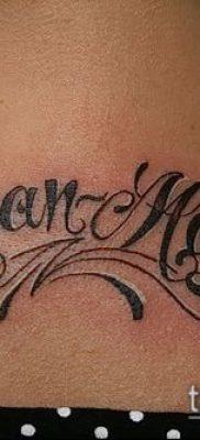 Фото тату в стиле Чикано – 05062017 – пример – 123 Tattoo in the style of Chicano