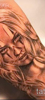 Фото тату в стиле Чикано – 05062017 – пример – 125 Tattoo in the style of Chicano