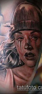 Фото тату в стиле Чикано – 05062017 – пример – 126 Tattoo in the style of Chicano